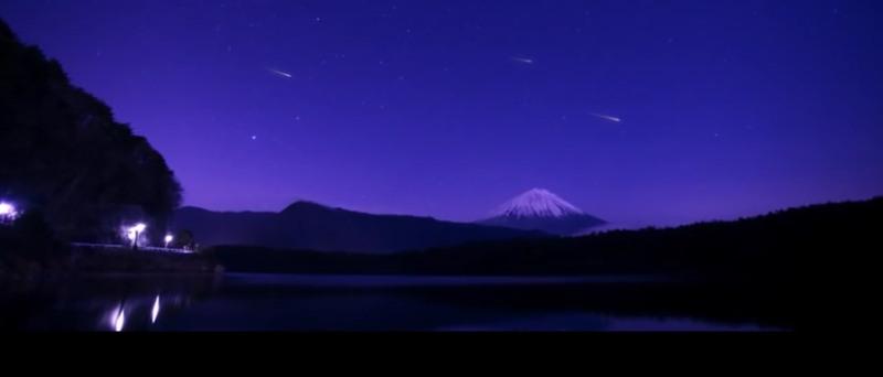 Deszcze meteorytów