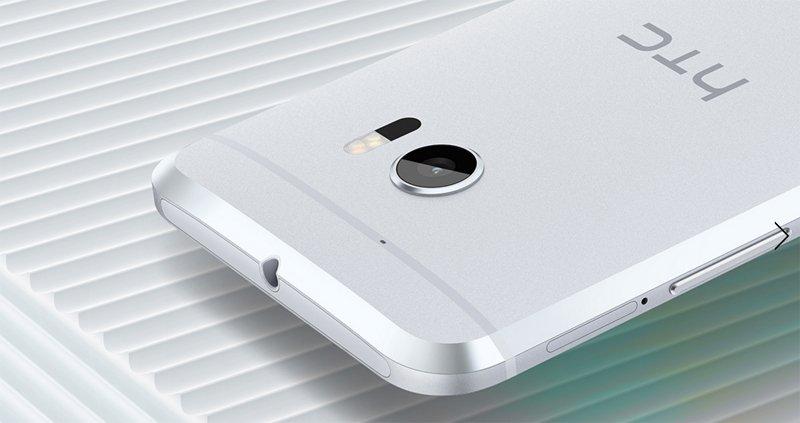 HTC 10 - tył obudowy