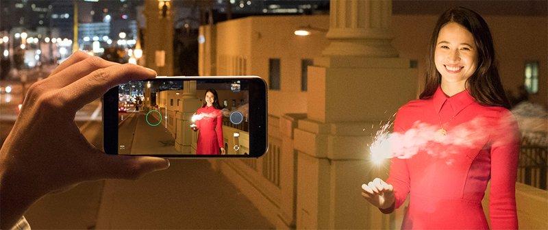 HTC 10 - zdjęcia nocne