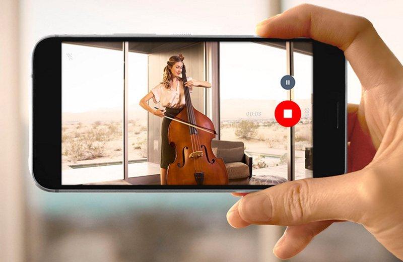 HTC 10 - nagrywanie filmów z dźwiękiem Hi-Res