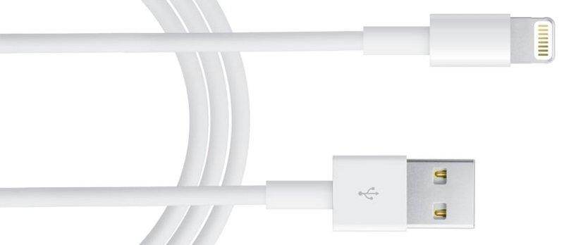 Apple iPhone - przewód USB