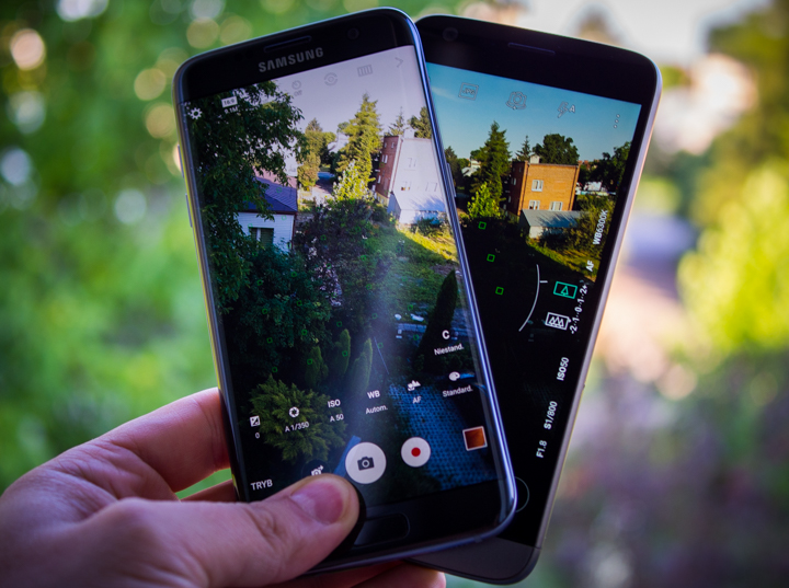 Samsung Galaxy S7 Edge vs. LG G5