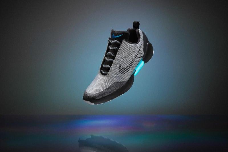 Nike HyperAdapt 1.0. Foto: Nike