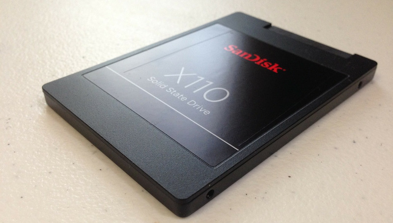 Dyski SSD zapewniają znaczący wzrost wydajności.