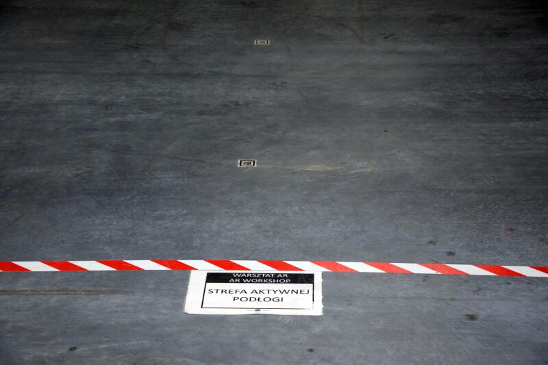 Strefa aktywnej podłogi