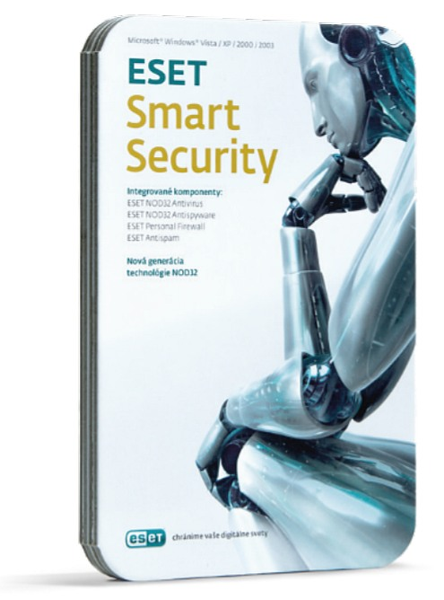 ESET Smart Security Windows XP, Vista