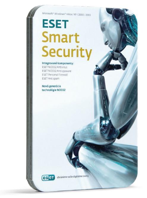 ESET Smart Security Windows XP, Vista