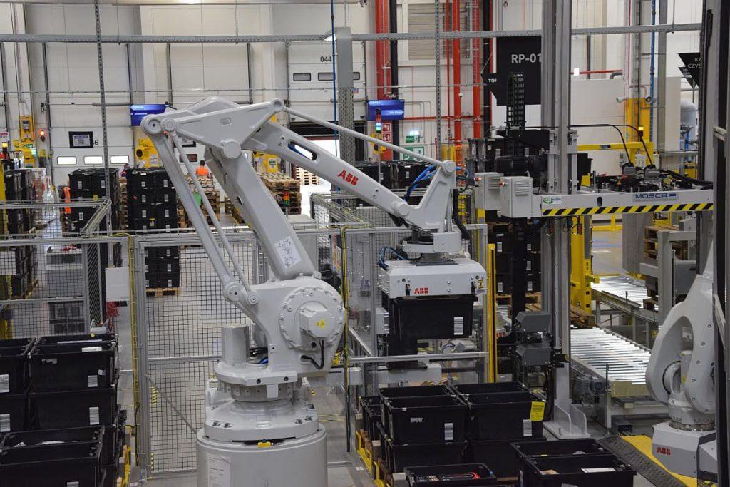 Robot ABB IRB 760