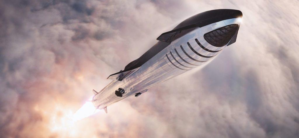 Statek Starship